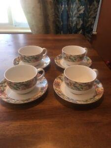 Royal Doulton JACOBEAN Everyday Collection Cup /& Saucer