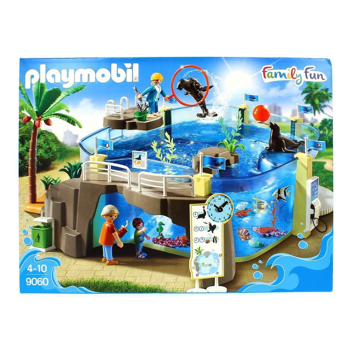 Jugarmobil Family Fun Gran Acuario