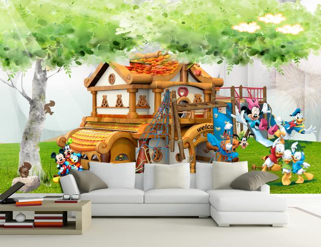 3D Vergnügungs Park 89 Tapete Wandgemälde Tapete Tapeten Bild Familie DE