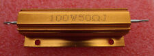 50 Ohm 100 Watt Resistor For Dummy Load 1pc Per Lot
