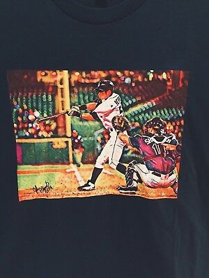 Sport Aus Dem Ausland Importiert Seattle Seeleute Ichiro Suzuki T-shirt-limited Ausgabe Artwork-fan Favorite-l