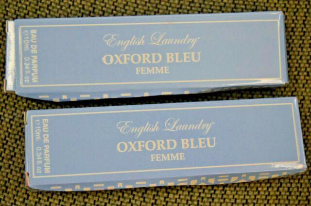 English Laundry Oxford Bleu Femme Eau De Parfum Purse