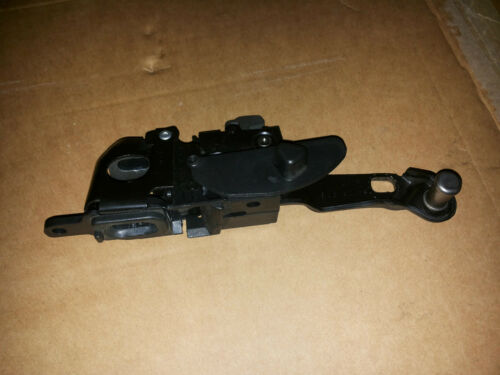 Smart 450 Fortwo Cabriolet Clasp Roof Rail Rear Left 0000797V013
