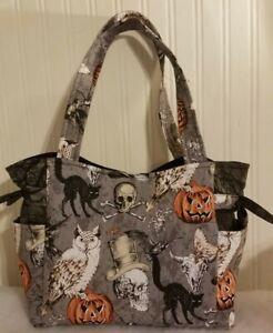 Gothic-Halloween-Handmade-Purse-Handbag