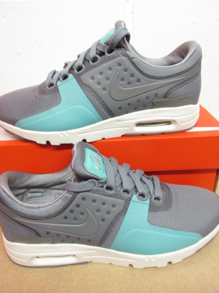 Nike Femme Air Max Zero fonctionnement Baskets 857661 001 Baskets Chaussures-