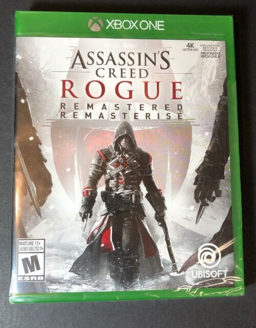 Assassin S Creed Rogue Remastered Xbox One New For Sale Online