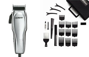 21-piece-Clipper-Set-w-Case-Combs-3-Styling-Clips-Neck-Brush-Oil-Blade-Guard