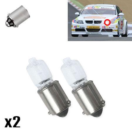 Mercedes E-Class W210 2.6 434 H6W Halogen Side Lights Parking Lamp Bulbs