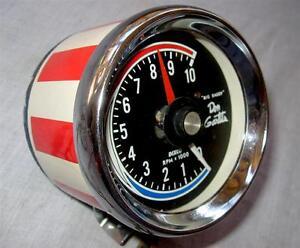 s l300 vintage dixco big daddy don garlits stars & stripes tachometer hot,Vintage Dixco Tachometer Wiring