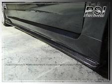 2008-2014 Subaru Impreza GVF WRX / STI Carbon Fiber Side Skirts Add-On Lip CF