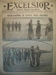 WW1-N-1915-GUILAUME-II-SOLDATS-ANNAMITES-ALBANIE-LA-RETRAITE-EXCELSIOR-1916