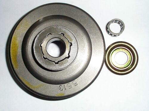 Ring Kettenrad//Ritzel//pignon//sprocket für Stihl 024 026 240,260 ältere Modelle