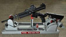 Gun Vise Cleaning Tipton Best Rifles Shotguns AR15 AR-15 Repair Tool Adjustable
