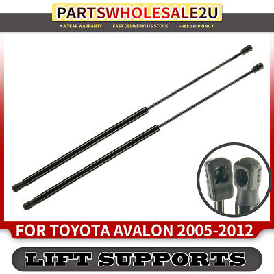 2 Pieces SET Tuff Support Rear Trunk Lift Supports 1999 To 2002 Infiniti G20 w//Touring Package