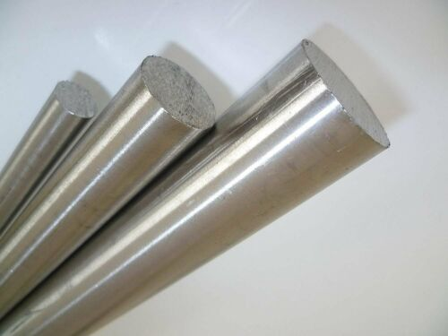 Round Material Stainless Steel Round 1.4301//1.4305 Blank pulled h9-3 piece an approx 1m