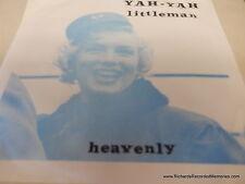 "YAH-YAH LITTLEMAN Marilyn Monroe NEW Pinup Heavenly Goin' Wrong 7"" EP 45 Scarce"