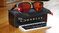 Authentic Oakley Scuderia Ferrari Catalyst Matte Blk/ruby Irid Oo9272-07