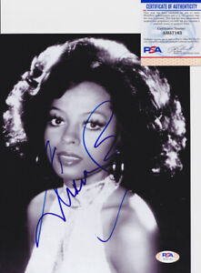 Diana-Ross-The-Supremes-Signed-Autograph-8x10-Photo-PSA-DNA-COA