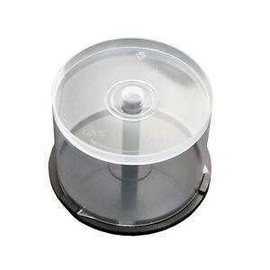 10-50-Disc-CD-DVD-R-Disc-Storage-Cake-Box-Case-Spindle