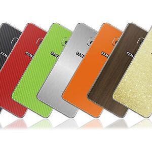 Textured-Skin-Wrap-Sticker-For-SAMSUNG-GALAXY-A5-2016-Carbon-Matt-Metal-Glitter