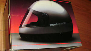 Momo-motorcycle-helmet-collector-rare-racing-made-in-italy