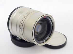 Details about Contax G System, Carl Zeiss Sonnar 90mm F2 8 Lens  Stock No  u9567