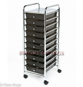 Crafts Storage Cart Rolling Supply Cart