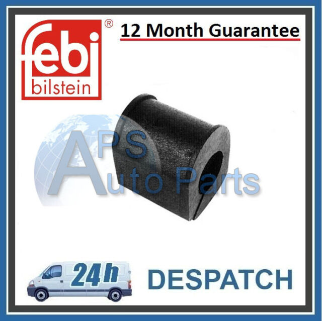 Inner 1998 on QH RENAULT CLIO Mk2 1.4 Anti Roll Bar Bush Front Left or Right