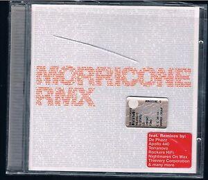 MORRICONE-RMX-CD-F-C-SIGILLATO