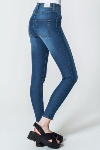 Nye Stock Billige Mid Kvinders Skinneste Spray Jeans Mandag U s pfp4wqrZn