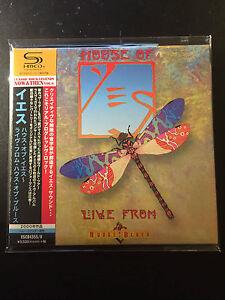 Yes - House Of Yes: LiveFromHouseofBlues Neu SHM Mini LP Style CD VSCD4355/6 - Deutschland - Yes - House Of Yes: LiveFromHouseofBlues Neu SHM Mini LP Style CD VSCD4355/6 - Deutschland