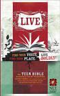 Live NLT Bible by Tyndale House Publishers (Paperback, 2008)