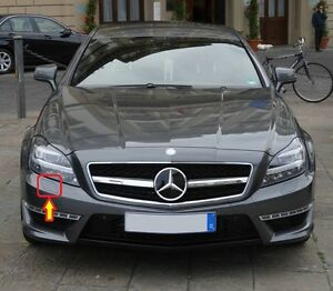 Details About New Genuine Mercedes Benz Mb Cls W218 Amg Headlight Wash Cap Right Side O S