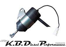 Fuel Pump Shut Off Down Solenoid Diesel Kubota RTV900 Mower Compact Excavator