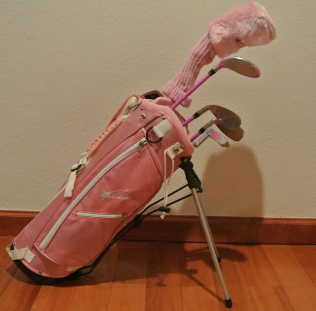 Epec Upgradeable Junior Golf Clubs 5 Club Set For Sale Online Ebay