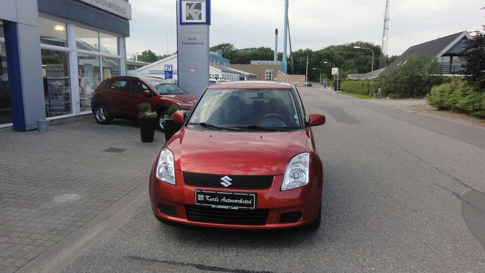 Suzuki Swift 1,3 GL-S Benzin modelår 2006 km 209000