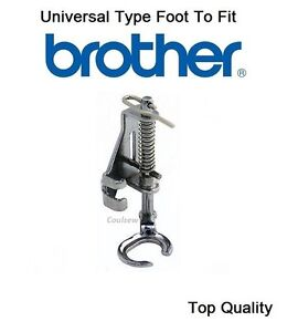 Metal Open Toe Free Motion Quilt Embroidery Foot Fits all Brother ... : universal free motion quilting foot - Adamdwight.com