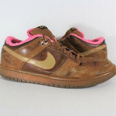buy popular 1ab1b 4b389 VTG Nike Dunk Low Premium SB Gibson Rare 2007 313170 271 Mens 13 M302 | eBay