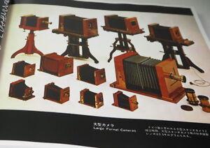 History-of-Camera-Edo-Meiji-Taisho-and-Showa-book-from-Japan-Japanese-0895