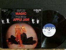 APPLE JAM   Beatles Magic  LP    Great Fab covers.  Lovely copy!