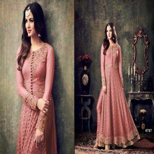Image Is Loading Pakistani Designer Bridal Lengha Salwar Kameez Anarkali Sharara