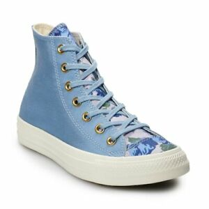 cc10c4792b4a Converse Women s Chuck Taylor All Star Hi Floral High Top Shoes NWOB ...