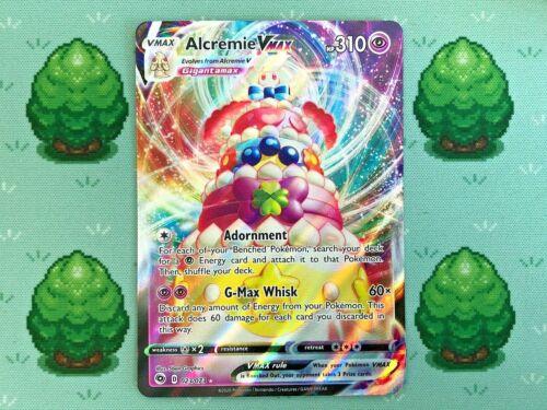 SWSH Champions Path Alcremie VMAX Pokemon Half Art 023//073
