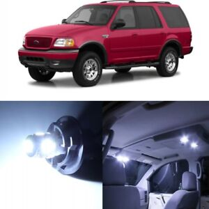 15 x white led interior light package for 1997 2002 ford expedition pry tool ebay details about 15 x white led interior light package for 1997 2002 ford expedition pry tool