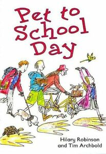 Pet-to-School-Day-Magpies-Level-3-by-Hilary-Robinson-Paperback-2014