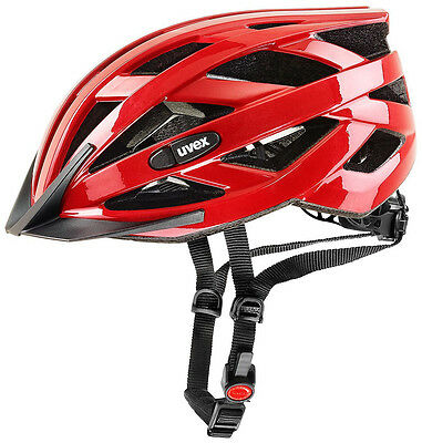 UVEX Fahrrad Helm i-vo red metallic Gr. 56-60 UVP 49,95 € für GIANT KTM u.a.