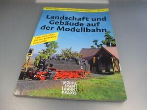 Bibliothèque Du Modelleisenbahners Volume 2. Paysage U. Bâtiment (kat1)-ners Band 2. Landschaft U. Gebäude (kat1) Fr-fr Afficher Le Titre D'origine