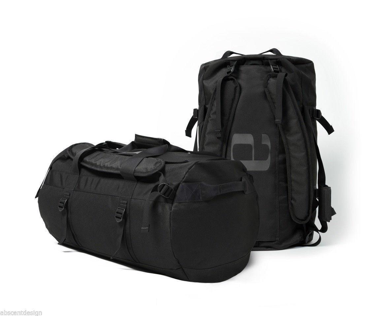 Abscent Design Odeur Absorber Medium Large Taille odeur preuve Duffle Bag