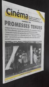 Revista-Semanal-Cinema-Semana-de-La-14A-20-Mai-1986-N-354-Buen-Estado