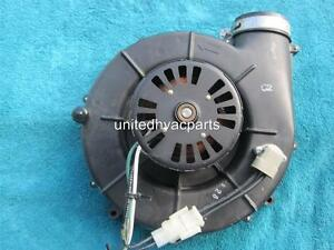 Details about Trane Draft Inducer Motor Assembly D330757P02 Fasco 7021-9010